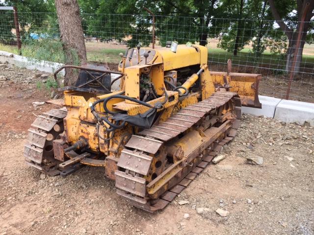 John Deere 1010 Crawler Tractor : Dozers phil hunt parts