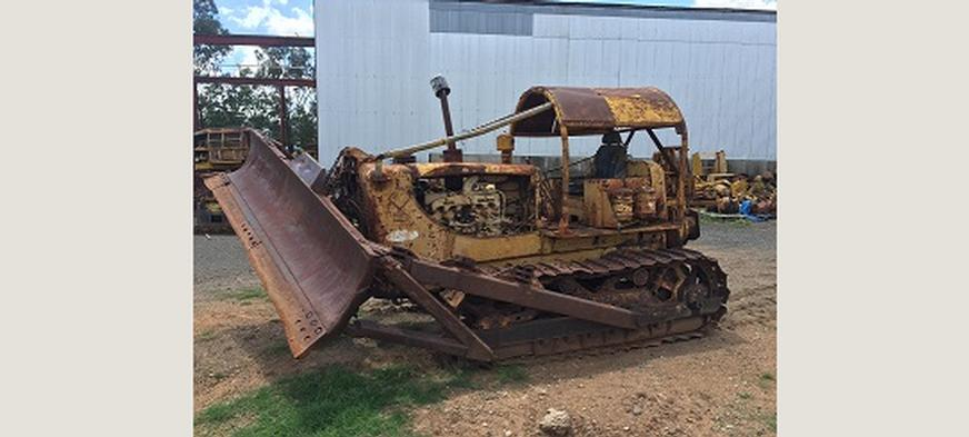 Dozer | Phil Hunt Parts